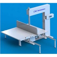 CMI-VCM Foam Vertical Cutting Machine