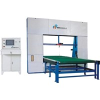 CNC Sponge Contour Cutting Machine(Vertical Knife Type)