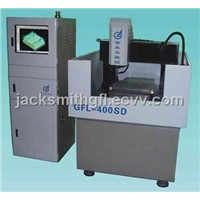 CNC Engraving Machine for Lens Glass Engraving