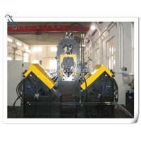 CNC high-speed large angle drilling machine
