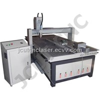CNC Machine with Rotary (JCUT-1325B)