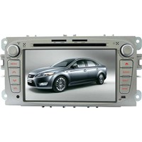 Car DVD/GPS Player for Ford-Mondeo/Focus, Supports GPS, Bluetooth, Radio, RDS and iPod
