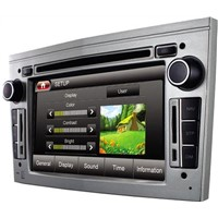 Car DVD Player for Opel Astra, Vectra, Zafira and Antara, Supports GPS, Bluetooth, Radio, iPod