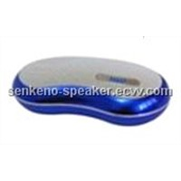 Car Model 2.1 loptop speaker with excellent bass effect