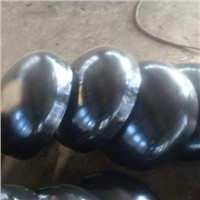 Carbon steel forged caps