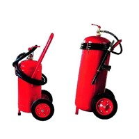 China Wheeled Trolley Fire Extinguisher