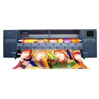 *China's Noteworthy Konica Printhead Large Format Printer