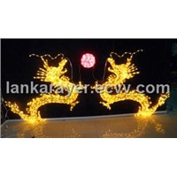 Christmas motif light