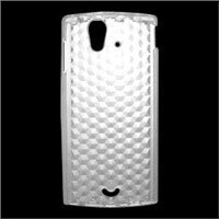 Clear Gel TPU Silicone Case Cover Skin for Sony Ericsson XPERIA Ray ST18i