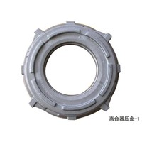 Clutch Plate Iron Cast