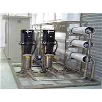Coating electroplating water equipment