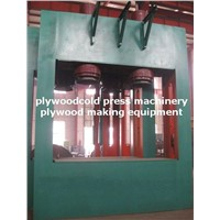 Cold Press Machinery(Plywood Prepress Equipment)
