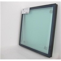 Color glazed insulating and tempered glass
