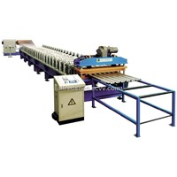 Corrugated high speed forming machine