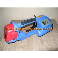 DD160 Battery-powered PET Strapping Tools,Electric &portable PET Carton Strapping machine