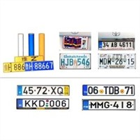 DM8300 Car License Plate Grade Reflective Sheeting
