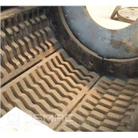 DSMAC Ball Mill Scaleboard