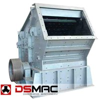 DSMAC Cement Impact Crusher