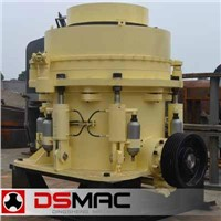 DSMAC Cone Crusher For Sandstone