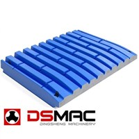 DSMAC Jaw Crusher Parts Jaw Plate