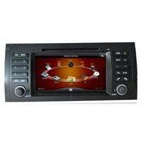 DVD Player for BMW E39/X5/7/5, Supports GPS, Bluetooth, Radio, RDS and iPod