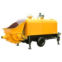 Diesel Engine Trailer Pump HBT40C-1410DIIIC