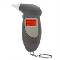 Digital Alcohol Breath Tester With Mouthpiece