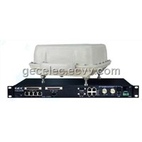 Digital microwave transmission system(ODU+IDU) Smartlink 30/60: up to 80Mbps