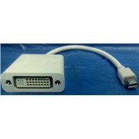 Display Port to DVI Cable