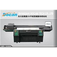 Docan large format UV 2030 aluminum composite board Printer