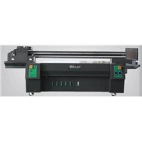 Docan wide-format UV 2512 acrylic panel flatbed Printer