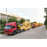 Dong Meng High Reliability Mobile Crushing Plant