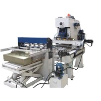 Economical Double-Die Sheet Feed Press