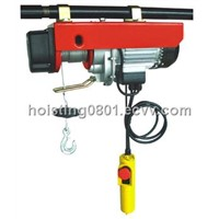 Electric Hoist/PA mini wire rope electric hoist