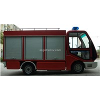 Electric fire fighting truck EG6020F