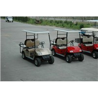 Electric golf car with solar pannel four seater EG2028KSZ