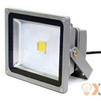Energy-Saving IP65 Outdoor 30W LED Flood Light Bulb for stages, parks, plazas
