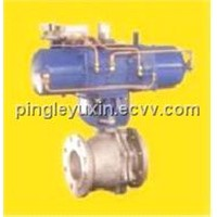 Equalizing Ball Valve