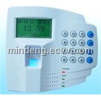 FP100 fingerprint time attendance  & access control