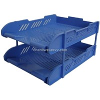 Office & School Plastic File Tray