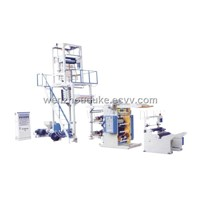 Film Blown Machine &Flexographic Printing Machine