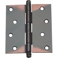 Flat Head Iron Door Hinge