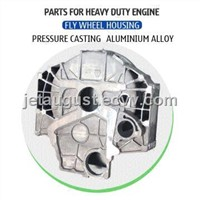 Fly Wheel Housing, Heavy-duty Engine Parts, Press