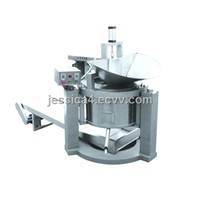Fried Food Deoiling Machine ( Bottom Dischanrge)
