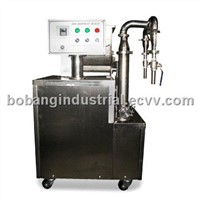 Fruit Nut Ice Cream Mixing Machine W/ Feeding Capacity 5 to 50kg/h