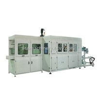 Full-automatic Plastic Thermoforming&Stacking Machine