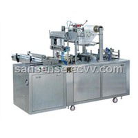 GBZ-300B cellophane film overwrapping machine