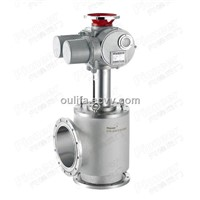 GDD Series Electric High Vacuum Baffle Valve