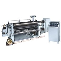 GFQ-1300 Fully Automatic High Speed Slitting And Rewinding Machine