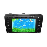 GPS Car Navigation System for Mazda 3 2010 ,Supports GPS, Bluetooth, Radio, RDS and iPod